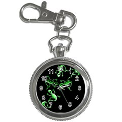 Green lizards Key Chain Watches