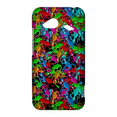 Lizard pattern HTC Droid Incredible 4G LTE Hardshell Case