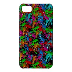 Lizard pattern BlackBerry Z10