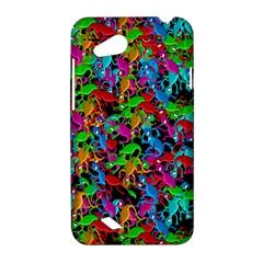 Lizard pattern HTC Desire VC (T328D) Hardshell Case