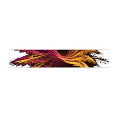 Abstract Fractal Flano Scarf (Mini)
