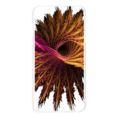 Abstract Fractal Apple Seamless iPhone 6 Plus/6S Plus Case (Transparent)