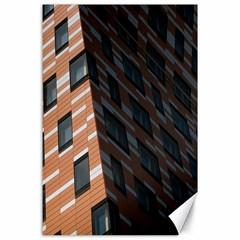 Building Architecture Skyscraper Canvas 24  x 36