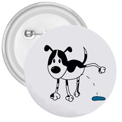 My cute dog 3  Buttons