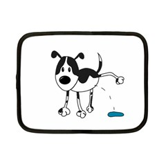 My cute dog Netbook Case (Small)