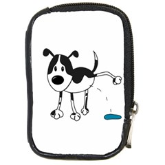 My cute dog Compact Camera Cases