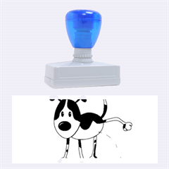 My cute dog Rubber Stamps (Large)