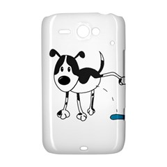 My cute dog HTC ChaCha / HTC Status Hardshell Case