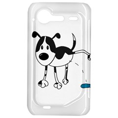 My cute dog HTC Incredible S Hardshell Case