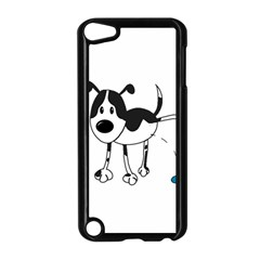My cute dog Apple iPod Touch 5 Case (Black)