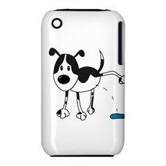 My cute dog Apple iPhone 3G/3GS Hardshell Case (PC+Silicone)