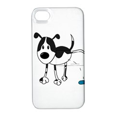My cute dog Apple iPhone 4/4S Hardshell Case with Stand