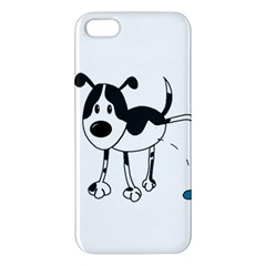 My cute dog Apple iPhone 5 Premium Hardshell Case