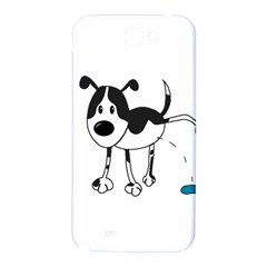 My cute dog Samsung Note 2 N7100 Hardshell Back Case