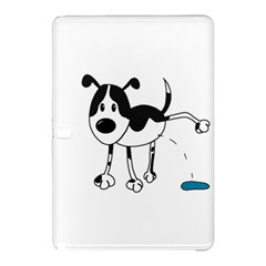 My cute dog Samsung Galaxy Tab Pro 12.2 Hardshell Case