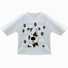 Cute dog Infant/Toddler T-Shirts