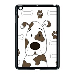 Cute dog Apple iPad Mini Case (Black)