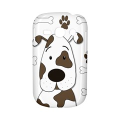 Cute dog Samsung Galaxy S6810 Hardshell Case