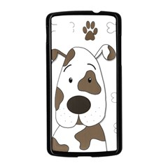 Cute dog Nexus 5 Case (Black)