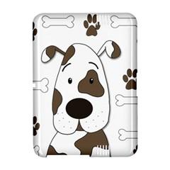 Cute dog Amazon Kindle Fire (2012) Hardshell Case