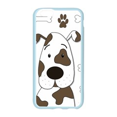 Cute dog Apple Seamless iPhone 6/6S Case (Color)