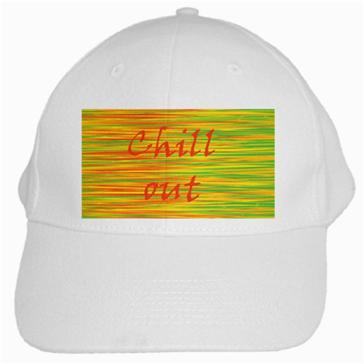 Chill out White Cap
