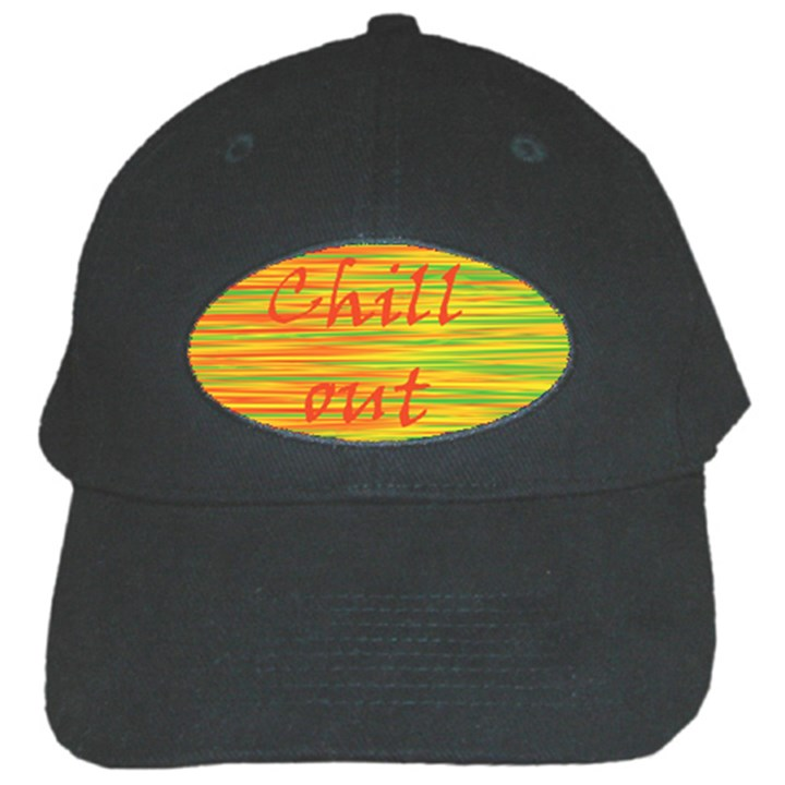 Chill out Black Cap
