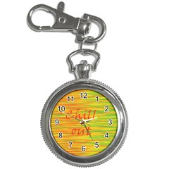 Chill out Key Chain Watches