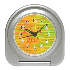 Chill out Travel Alarm Clocks