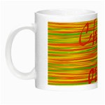 Chill out Night Luminous Mugs Left