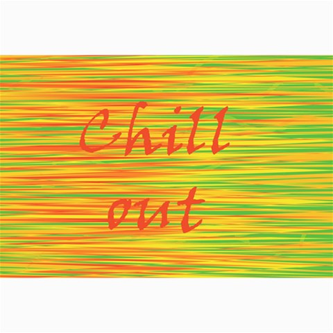 Chill out Collage Prints