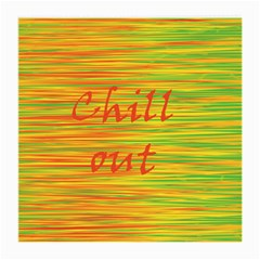 Chill Out Medium Glasses Cloth (2 Side)