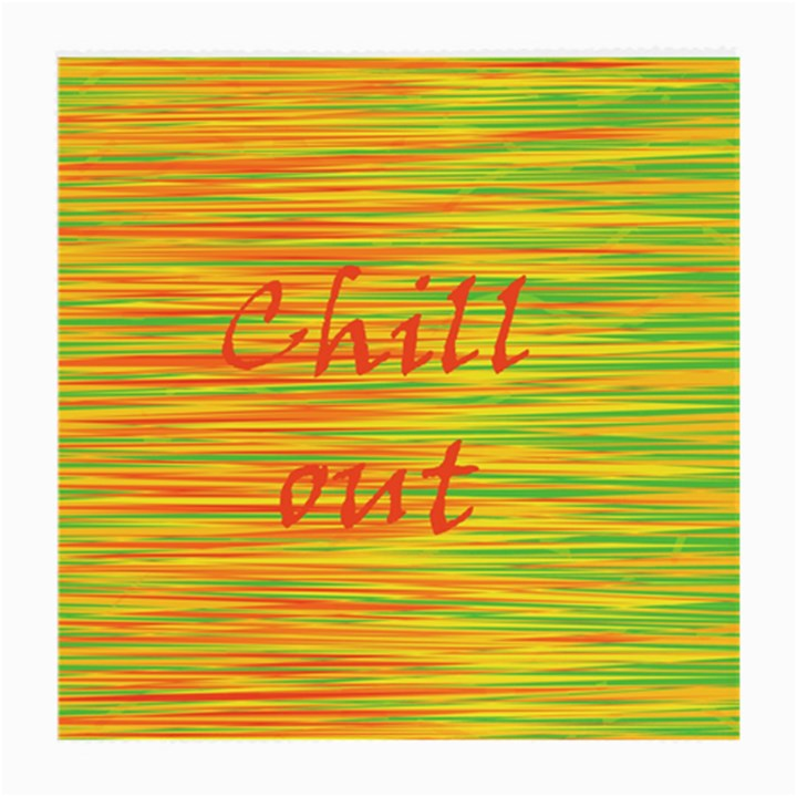 Chill out Medium Glasses Cloth (2-Side)