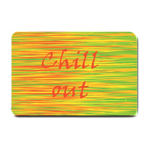 Chill out Small Doormat