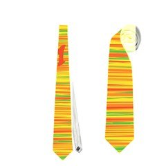 Chill Out Neckties (one Side)
