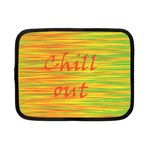 Chill out Netbook Case (Small)  Front
