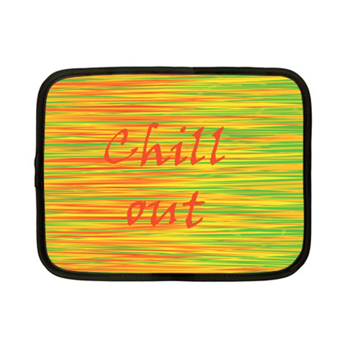 Chill out Netbook Case (Small)