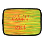 Chill out Netbook Case (Medium)  Front