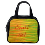 Chill out Classic Handbags (2 Sides) Back