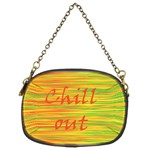 Chill out Chain Purses (Two Sides)  Back