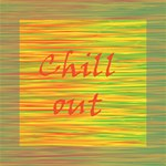 Chill out Mini Canvas 6  x 6  6  x 6  x 0.875  Stretched Canvas
