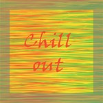 Chill out Mini Canvas 8  x 8  8  x 8  x 0.875  Stretched Canvas