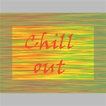 Chill out Mini Canvas 6  x 4  6  x 4  x 0.875  Stretched Canvas