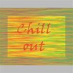 Chill out Mini Canvas 7  x 5  7  x 5  x 0.875  Stretched Canvas