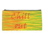 Chill out Pencil Cases Front