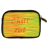 Chill out Digital Camera Cases Back
