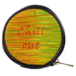 Chill out Mini Makeup Bags Front