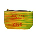 Chill out Mini Coin Purses Front