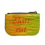 Chill out Mini Coin Purses Back