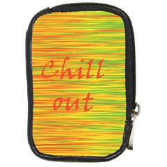 Chill Out Compact Camera Cases
